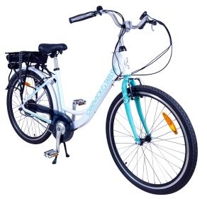 "Women's 26"" Electric Bike"