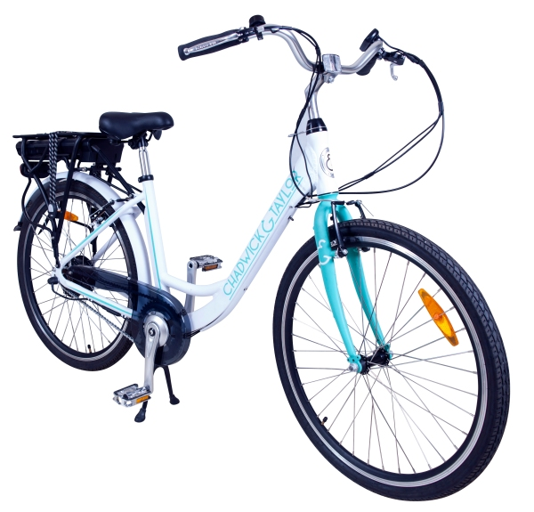 "Women's 26"" Electric Bike"